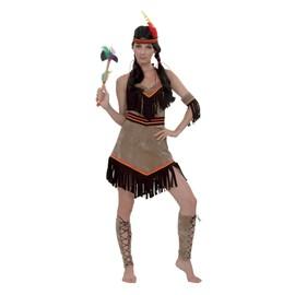 D�guisement Indienne Femme - 26424 - Medium - Port 0�