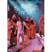 Neil Young & Crazy Horse : Rust Never Sleeps de Bernard Shakey