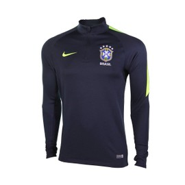 Maillot De Football Nike Br�sil Drill Top - 776266-475
