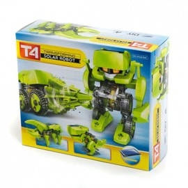 Kit Robot Polymorphe T4 � �nergie Solaire