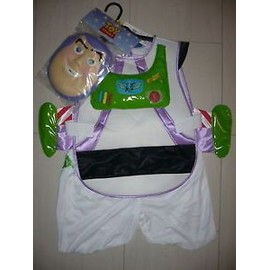 Deguisement Buzz L'eclair - Toy Story Gar�on - Taille 5/6ans