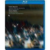 Sinfonie 5/Des Knaben Wunderhorn de Nelsons,Andris/Lucerne Festival Orch./Goerne,M./+