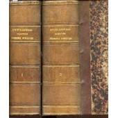 Grande Encyclopedie Illustree D'economie Domestique Et Rurale En 2 Tomes (1+2) De A A Z - Grande Cuisine, Cuisine Bourgeoise, Petite Cuisine Des Menages. de COLLECTIF