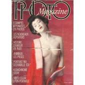 Photo Magazine N�39 / Avril 1983 - Estampes Japoniases En Photos / Les Nouveaux Reporters / Histoire D'amour En N&b / Animaux : Les Pi�ges / Kodachrome Story / Portrait Nu : D�shabille-Toi ... de collectif