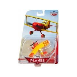 Disney Planes : Avion Sun Wing - Avion Jaune Et Rouge