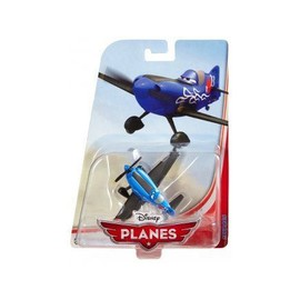 Disney Planes : Avion Bleu Et Noir Tsubasa - Avion Avec H�lice