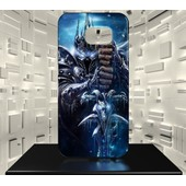 Coque Samsung Galaxy S7 Edge Jvf World Of Warcraft Wow 66 Le Roi Liche
