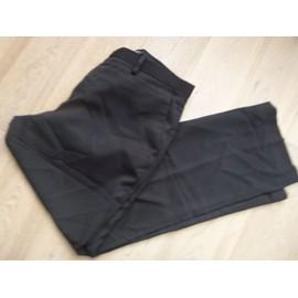 Pantalon De Costume Armand Thiery 46 Noir