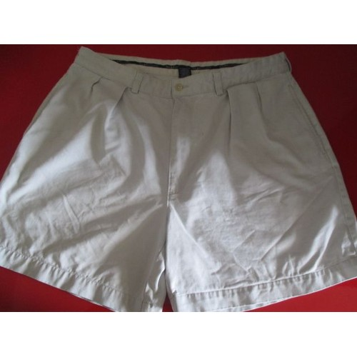 Short beige polo <strong>ralph</strong> <strong>lauren</strong> taille 46