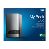 WD My Book Duo WDBLWE0160JCH - Baie de disques