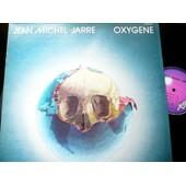 Disque 33t Jean Michel Jarre Oxyg�ne - Jean Michel Jarre
