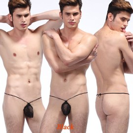 String Sexy Hommes One Size,Sexy Thongs,Multicolor