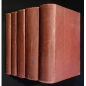 Trait� D'anatomie Humaine (5 Volumes) de Testut L.