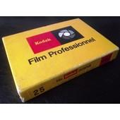Kodak Film Professionnel.Film Kodak Ektapan 4162 �pais