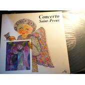 Disque 33t Saint � Preux Concerto - Saint � Preux