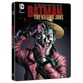 Batman : The Killing Joke - �dition Bo�tier Steelbook - Blu-Ray de Sam Liu