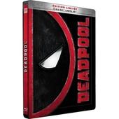 Deadpool - �dition Limit�e Bo�tier Steelbook - Blu-Ray de Tim Miller