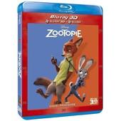 Zootopie - Combo Blu-Ray 3d + Blu-Ray 2d de Byron Howard