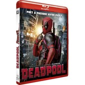 Deadpool - Blu-Ray + Digital Hd de Tim Miller