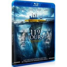 119 Jours Blu Ray