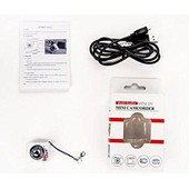 Portable Ultra Mini-cam�ra Num�rique Enregistrement DV Webcam u Disque - Blanche
