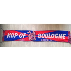 Écharpe psg kop of Boulogne