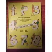 Math�matiques Ce1-Ce2 R�publique Centrafricaine de L'Ecole - Servedit
