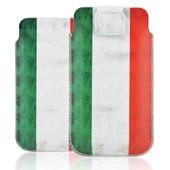 Housse Fonex Pouch Vertical Universel Twisty Tricolore