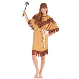 D�guisement Indienne Femme, Taille Large