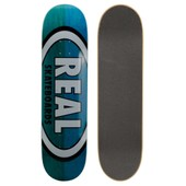 Skateboard Planche Seule Us Two Tone Oval 8.06 - Taille 8.06