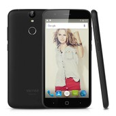 Vernee Thor 5.0 pouces D�bloqu� 4G Smartphone Android 6.0 MT6753 Octa-Core 1.3GHz 3Go+16Go 13MP NOIR