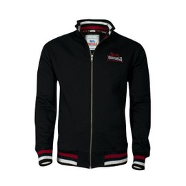 Lonsdale Mens Zip Sweater Dover