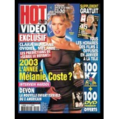 Hot Vid�o 149 M�lanie Coste Dorcel Girl Clara Morgane Ovidie Star Du Porno Devon Poster 2003
