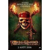 Pirate Des Cara�bes 2, Affiche Cin�ma, 120x160