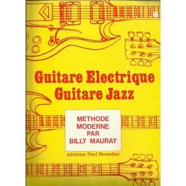 Guitare électrique Guitare Jazz