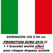 ****** Drapeau Italie Italien 150x90cm