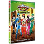 Power Rangers Dino Charge - Vol. 3 : Le Ranger Violet