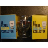 6verres Ricard Coupe D'europe 2016 Edition Limit� Uefa 2016