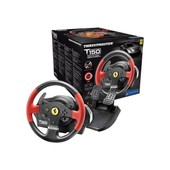 Thrustmaster T150 - Ferrari Edition - Ensemble Volant Et P�dales - Filaire - Pour Pc, Sony Playstation 3, Sony Playstation 4