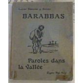 Barabbas Paroles Dans La Vall�e de Lucien Descaves, Steinlen