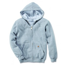 Carhartt Sweatshirt Hooded Zip Front K122