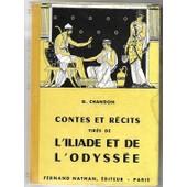Contes Et R�cits Tir�s De L'iliade Et De L' Odyss�e de chandon
