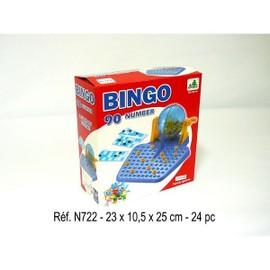 Jeu De Bingo 24 Cartes