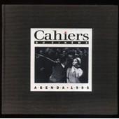 Cahiers Du Cin�ma Agenda 1995