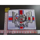 Patch Ecusson Psg Ultra Boulogne Auteuil Tigris Supras Maillot Paris
