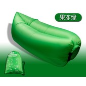 Instantan�ment Gonflable Sac Chaise Hamac Lit Canap� Camping Plage Inflatable Vert