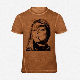 T-Shirt RUSTY CLASH Brigitte Bardot