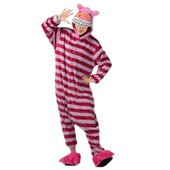 Ensemble V�tement Autre Kigurumi Licorne Costume Combinaison Animal Animaux Kigurumi Pyjama Onesie Mignon Kawaii Mascotte Peluche Confort Unisexe Carnaval Spectacle Halloween Black Suga