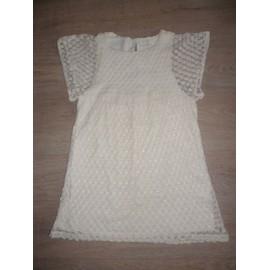 Robe Zara 8 Ans Beige