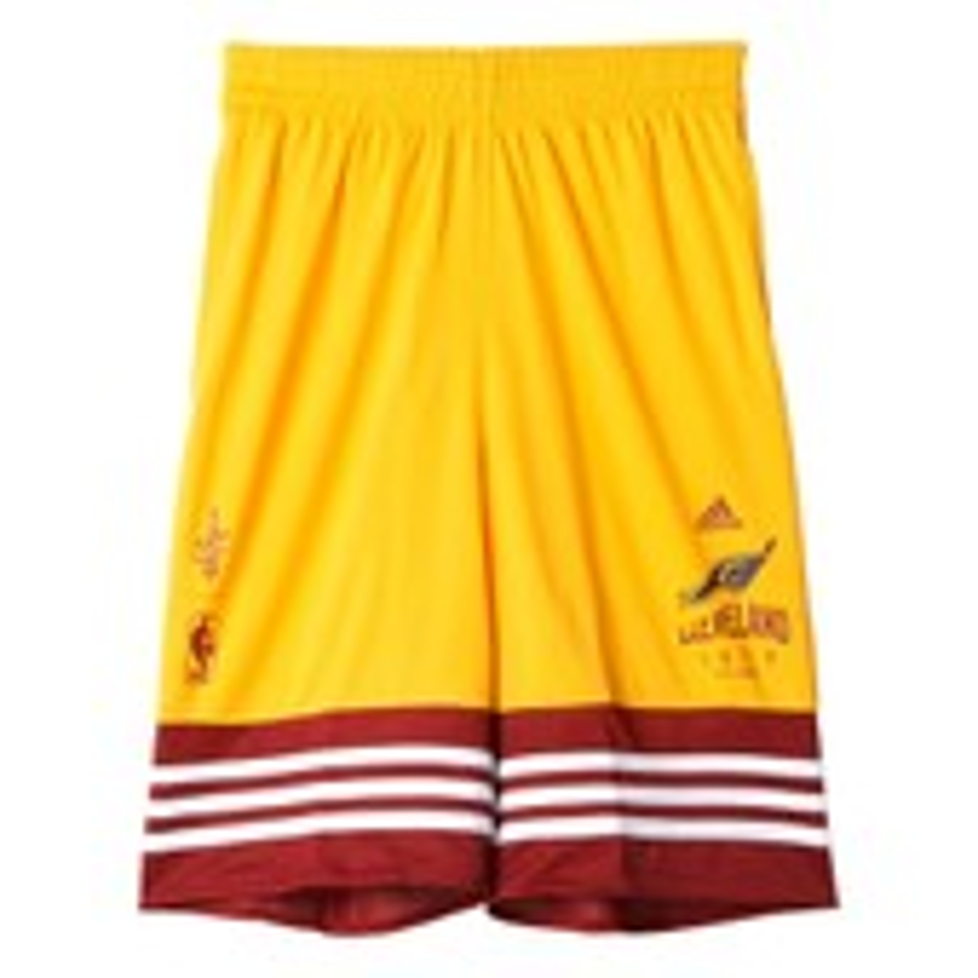 Short Junior Adidas Basics Cleveland Cavaliers